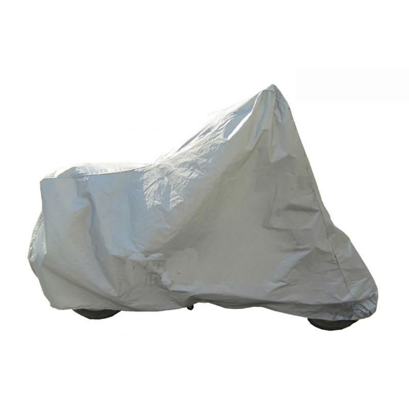 2020 1шт анти-УФ пылезащитный чехол мотоцикл дождевик прочный PEVA ткань водонепроницаемый открытый мотоцикл подходит для всех Мото