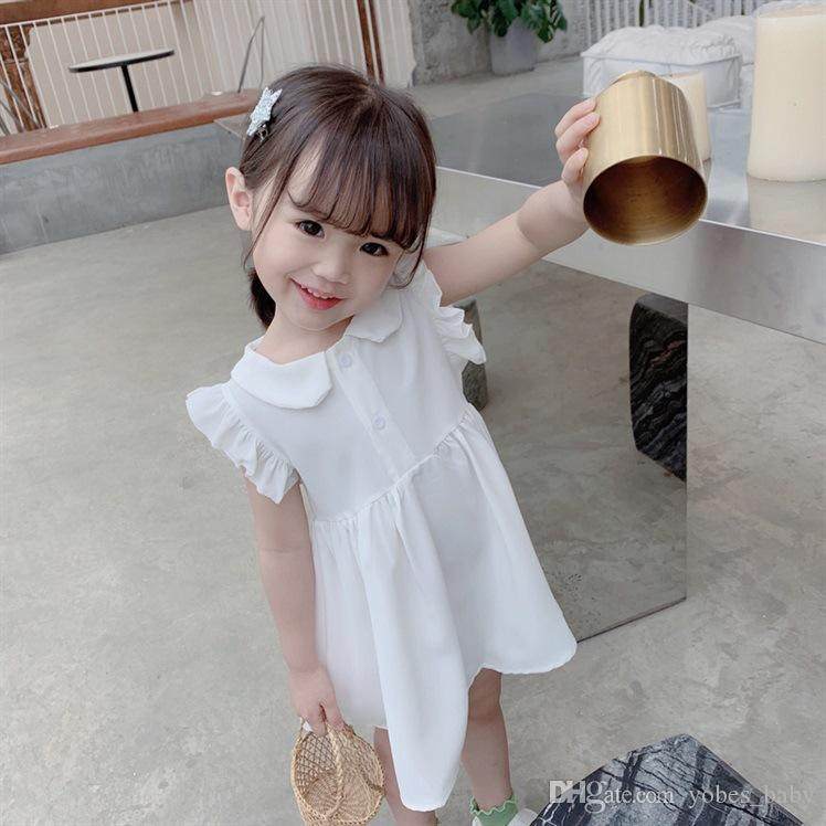 2020 2019 Girls Summer Dress New Dress Baby Thin Chiffon Skirtcute Baby Girl Dresses Design Clothes Girl Princess Skirt Dresses Baby Kids Clothes From Yobes Baby 13 98 Dhgate Com