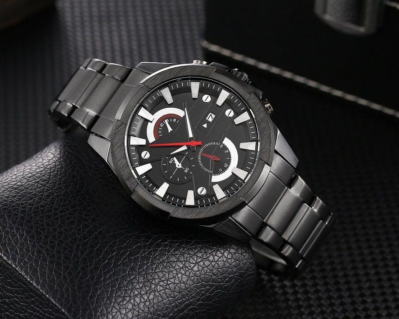 2020 novos homens de luxo relógios de quartzo relógio de Genebra Casual Relógio relógios de grife casi aço cinto relojes de lujo montre de luxe