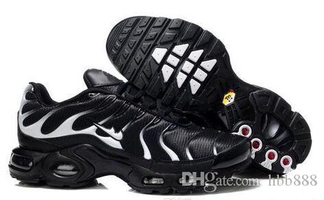 Nuove scarpe casual da uomo Scarpe TN moda aumentato ventilazione Casual oliva rosso blu nero scarpe traspiranti taglia 8-12 spedizione gratuita