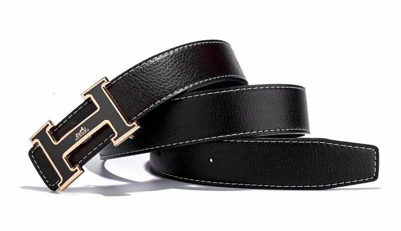 caliente Hermès Brand cinturones de diseñador de las mujeres de los hombres de la correa de cuero luxury111122