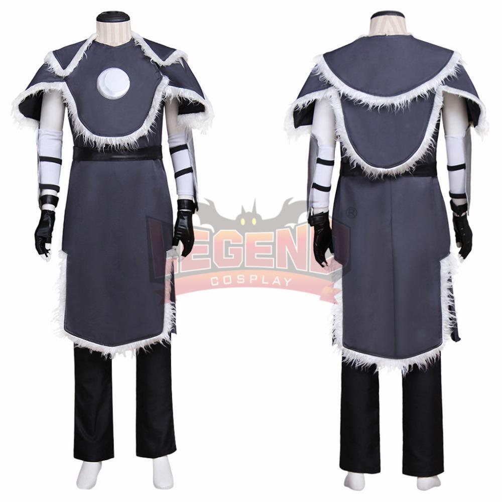 Avatar The Last Airbender Cosplay Sokka Halloween Cosplay Costume