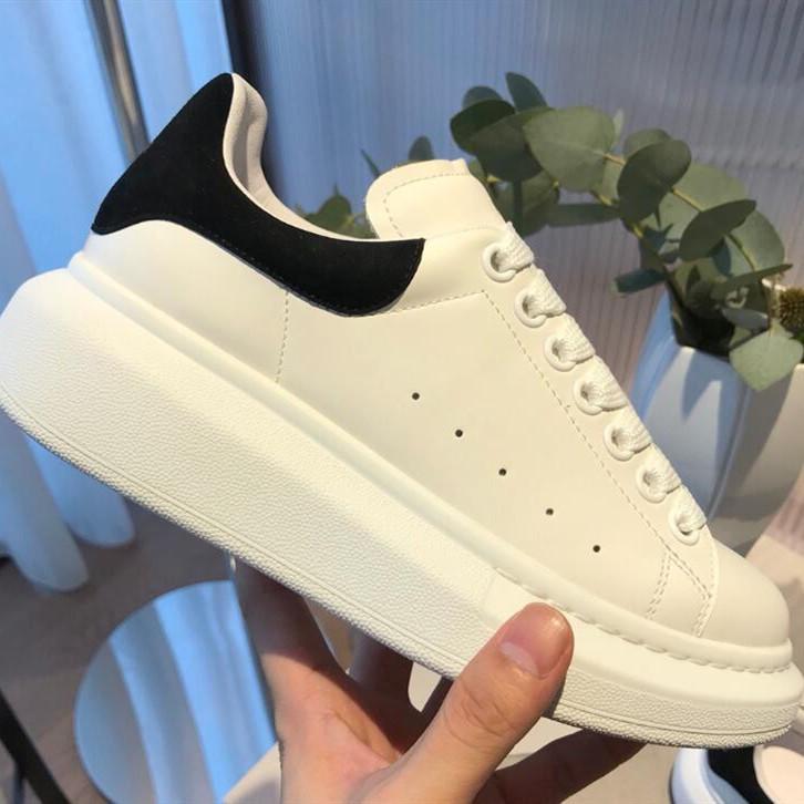 2019 donne degli uomini delle scarpe da tennis casuali lace Miglior Casual Scarpe in pelle di alta qualità Superstar Up di trasporto con i pattini
