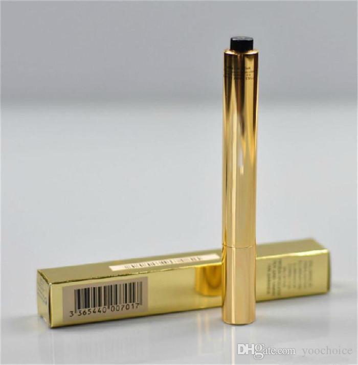 Marque Cosmétiques Touche Eclat Radiant tactile maquillage Correcteur 4 couleurs anticernes crayons 2.5ml 1 # 2 # 1.5 # 2.5 # 12pcs