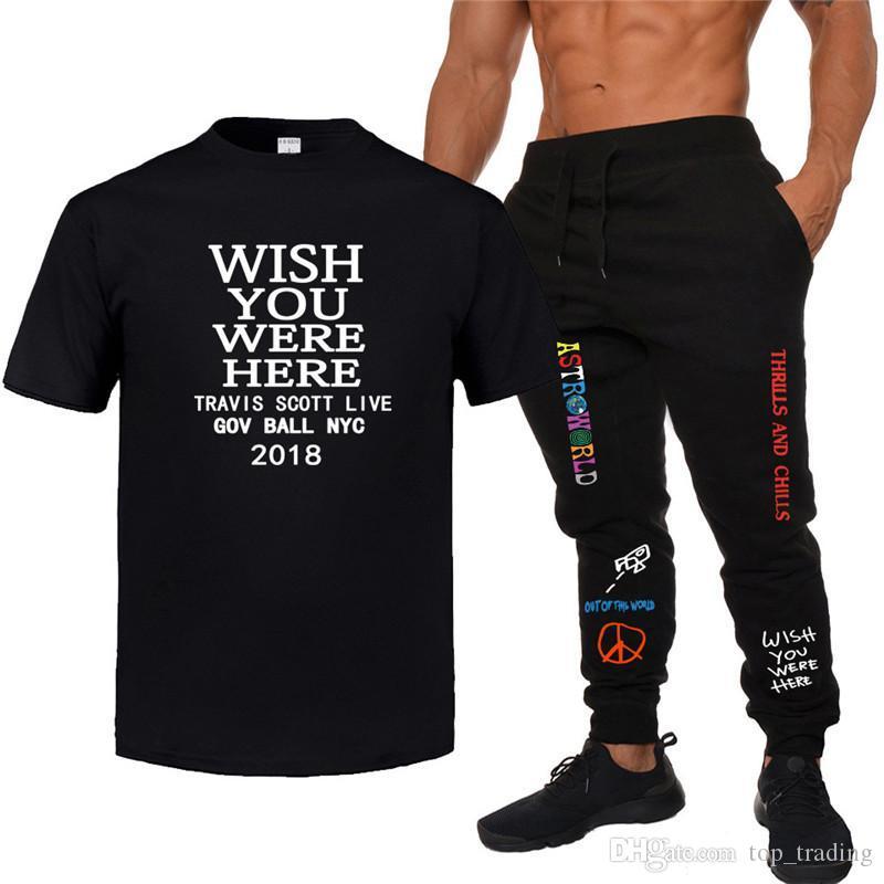 gömlek gündelik Uzun Pantolon Kıyafetler PJDXTZ-ttsj t Jogger Fit Suits çalışan Erkek tasarımcı eşofman ilkbahar sonbahar erkekler Harf Baskı tişörtleri