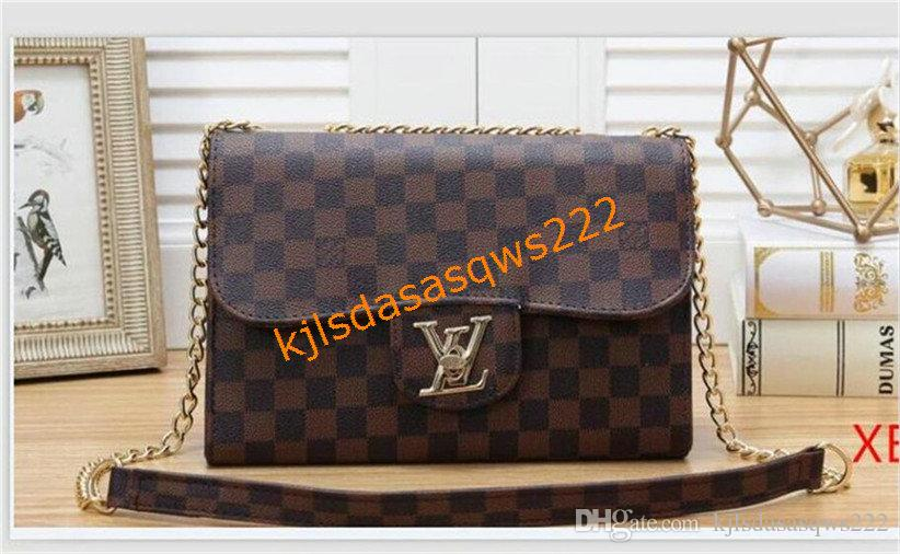 горячие продажи женские дизайнерские сумки crossbody messenger наплечные сумки цепная сумка хорошее качество искусственная кожа кошельки женская сумка A0027