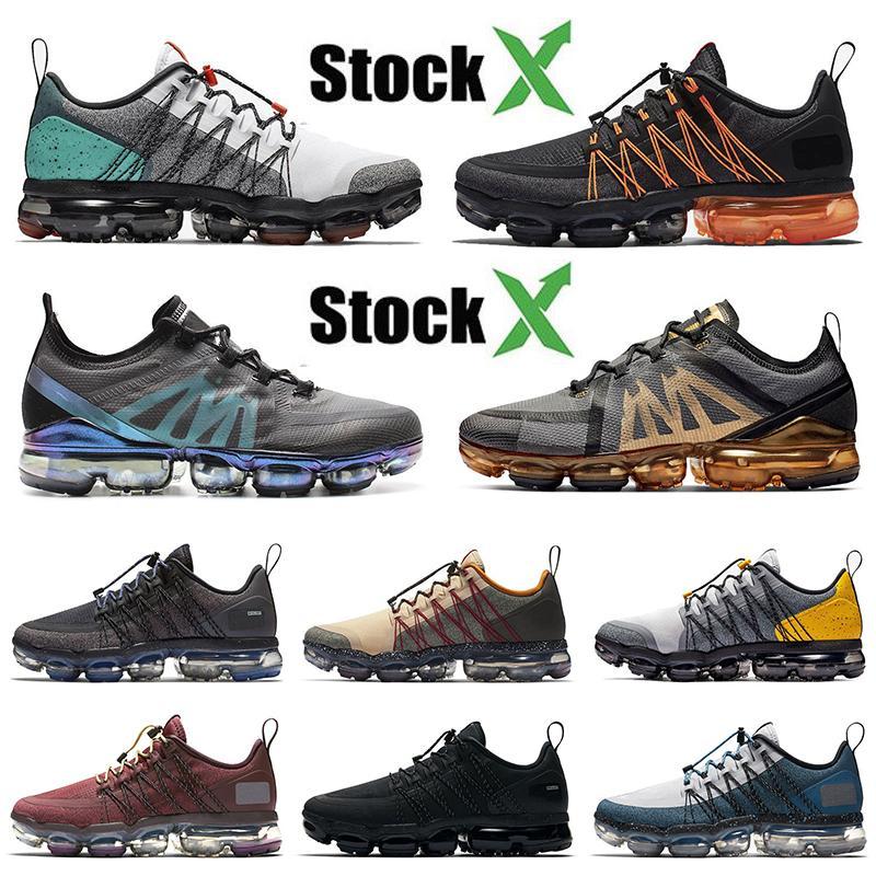 Nike Air VaporMaMejor Calidad de lujo de los zapatos corrientes de los zapatos de recorrido Utilidad Tn Para Hombres Mujeres Deporte Tpopical Giro Naranja Negro Trainer deporte