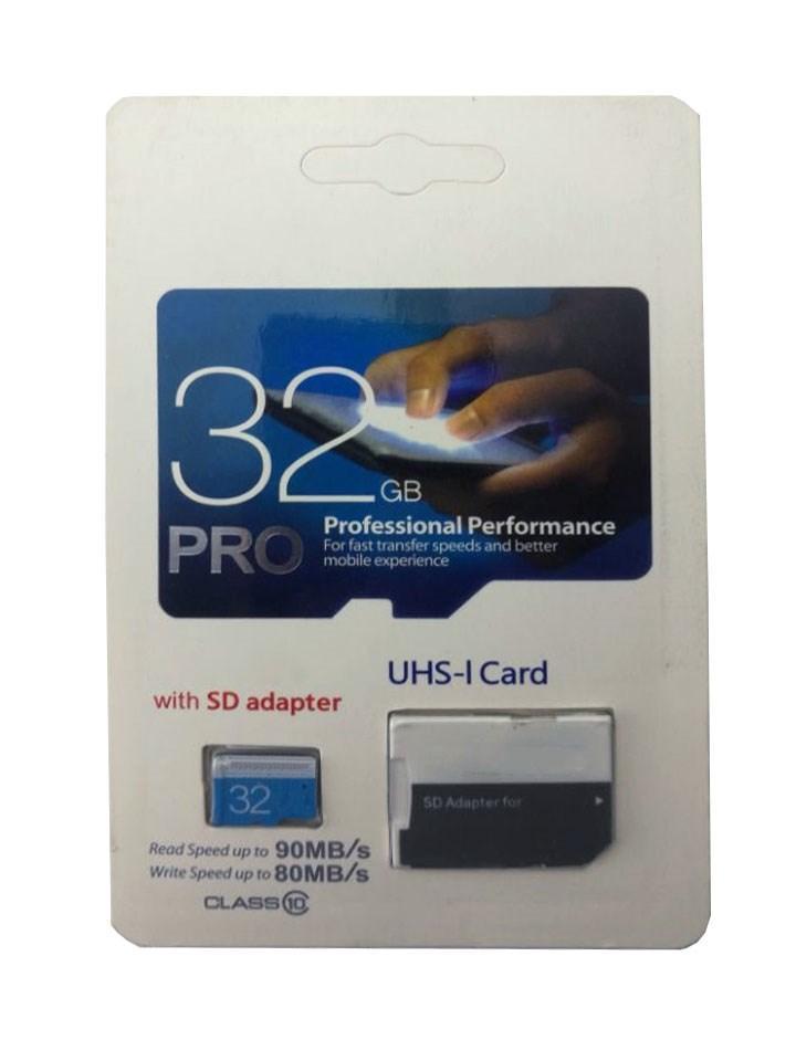 Verkauf Produkt SD-Karte PRO 256 GB 128 GB 64 GB 32 GB gute Y1 Micro TF Flash-Karte High Speed Class 10 für Kameras Smartphones