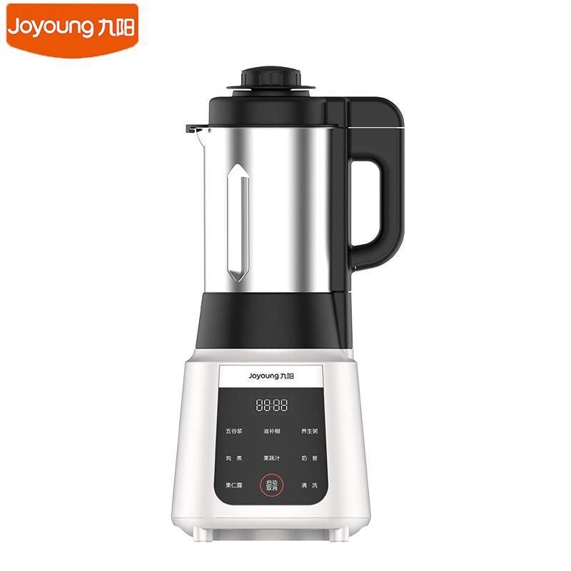 Joyoung Y909 alimentaire Blender ménagers multifonctions Mixeur intelligente Chauffage inoxydable Coupe d'acier Food Processor 1750ml