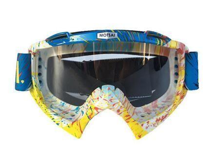 2019 Motsai Car Goggles Off -Estrada Helmet Mountain Bike Capacete de óculos à prova de vento equitação esqui Dustproof Protecção dos olhos óculos