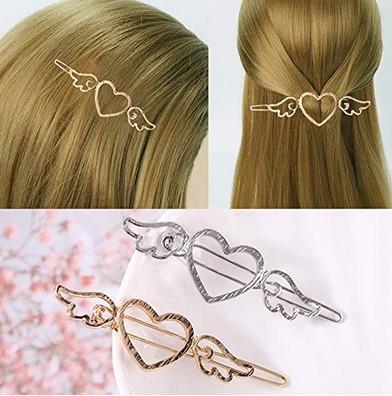 دبابيس الشعر CB002 (الذهب والفضة)