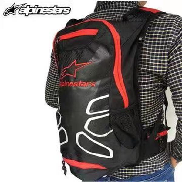 KTM 오토바이 배낭 모토 가방 방수 어깨 물 가방 크로스 경주 패키지 여행 가방을 반사