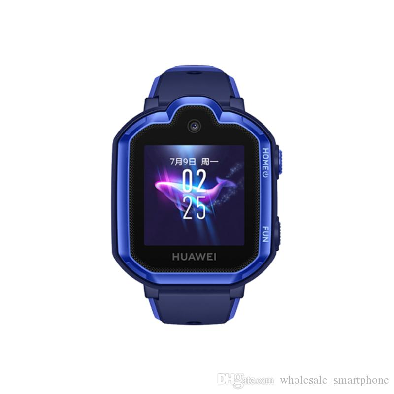 Original Huawei Watch Kids 3 Pro Smart Watch Support LTE 4G Phone Call Waterproof Bracelet GPS NFC HD Camera Wristwatch For Android iPhone
