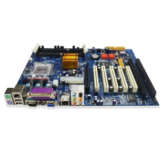 New IPC Board For Intel 945 945GV ISA Slot Mainboard LGA775 5PCI VGA LPT 2LAN 2ISA 2COM Industrial Motherboard Replace AIMB-769