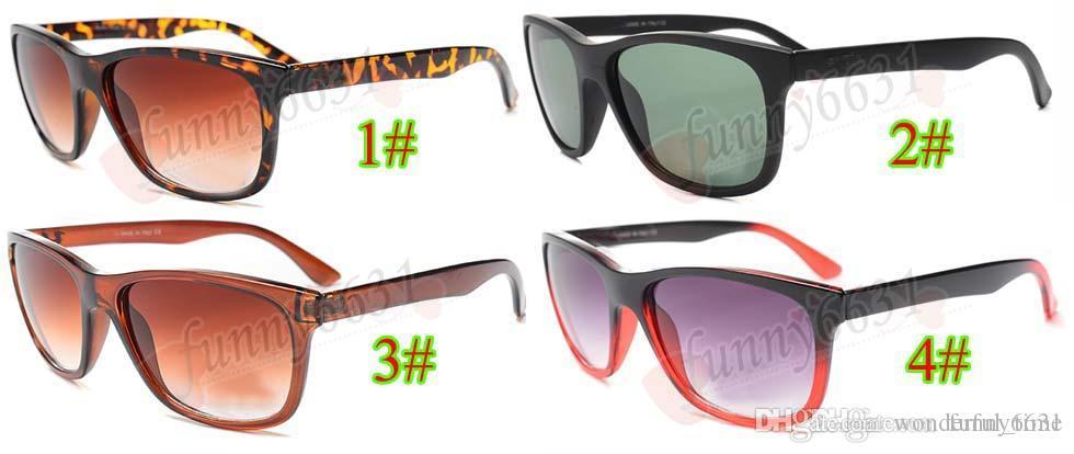 été homme femme mode cyclisme lunettes de soleil lunettes de soleil de designer hommes en plein air drving lunettes de soleil SPORT LASSES 6 couleurs LIVRAISON GRATUITE