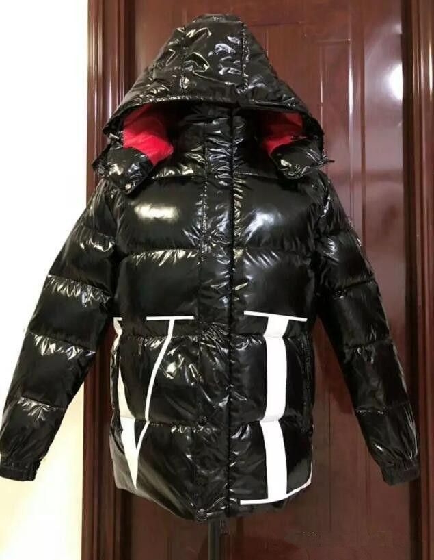 الجبل Baltoro شتاء جاكيتات أسود الأبيض أسفل سترة الرجال النساء الشتاء الريشة المعطف سترات معطف دافئ إلى أسفل دثار