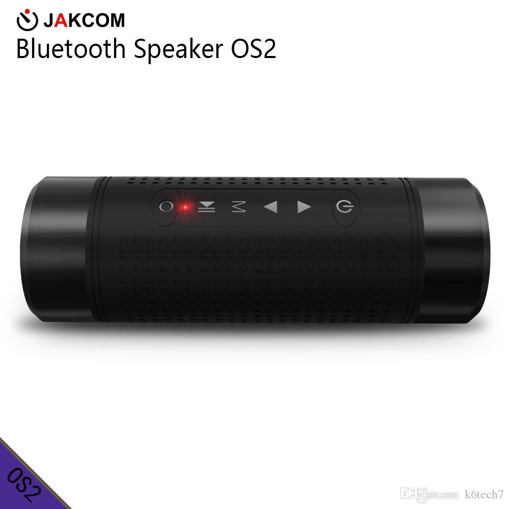 Altoparlante wireless per esterni JAKCOM OS2 Vendita calda in diffusori per scaffali come accessori per auto per videocamere microfoniche wireless