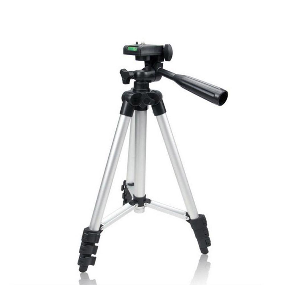 3110 flexible professionelle aluminium stativ einbeinstativ universal für iphone x xs max samsung smartphone action kamera
