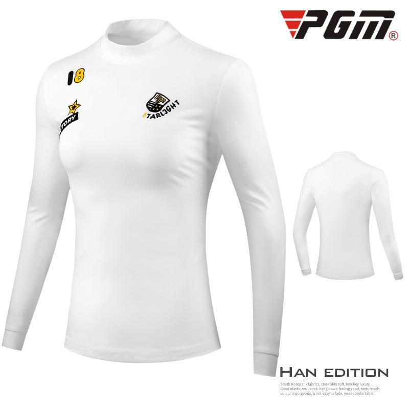 PGM Femmes Golf Training T-shirts Sports de plein air gros montage rapide à sec de haute qualité dames T-shirts Hauts D0829