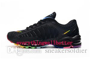 hococal Hot Sell Air Tn Shoes Men's New Design Tn Plus Running Shoes Cheap Tn Requin Breathable Mesh Black White Red Basketball Coach Sneake
