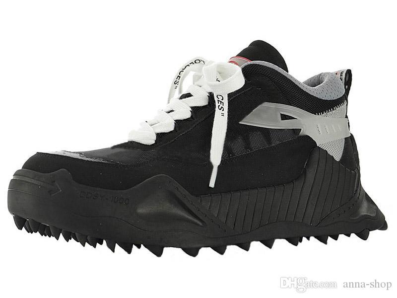 Mens ODSY-1000 Freccia Sneakers per le scarpe da ginnastica da donna Uomini Sport Donne scarpa da corsa maschile Sport Scarpe Donna Athletic Man Spikes donna