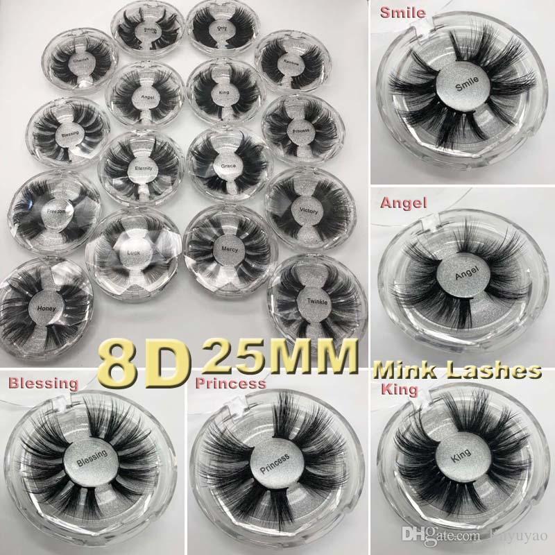 حار 5d المنك الرموش الصناعية سوبر الطبيعية سميكة إطالة 25 ملليمتر عالية الجودة جلدة أدوات ماكياج شحن مجاني