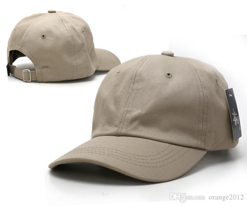 2019 핫 판매 자수 브랜드 새로운 디자이너 패션 캡 남성과 여성 조절 크기 편지 모자 스포츠 레저 스타일 야구 모자