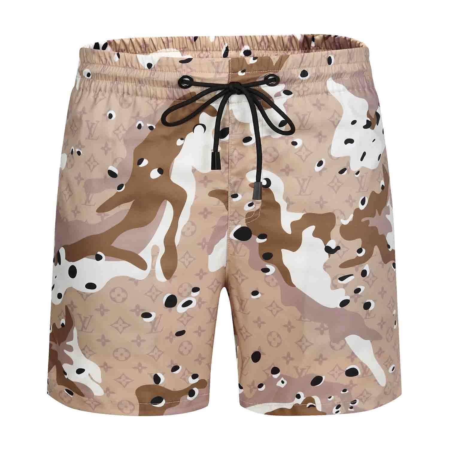 2020 Luxury Mens Shorts Designer Mens Summer Fashion Beach Pants Mens Women Camouflage Print Loose Short Pants From Zyl8888 16 32 Dhgate Com