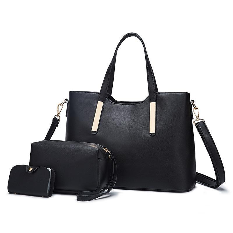 Pop2019 Paquete de apoyo especial para la mujer Billete de mano Bolsa de hombro Mensajero Ma'am Bag