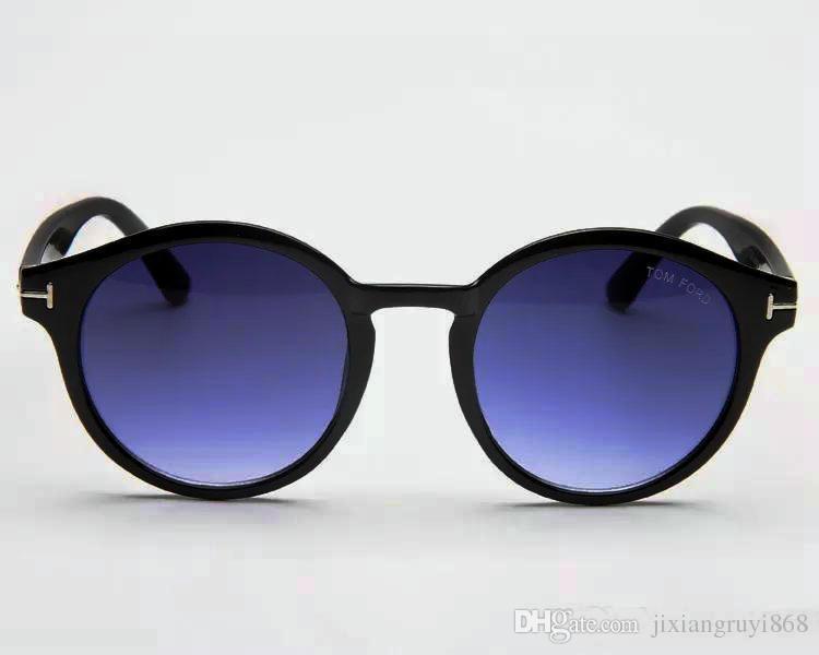 Lunettes de soleil de luxe New Fashion L0399 de Tom pour Homme Femme