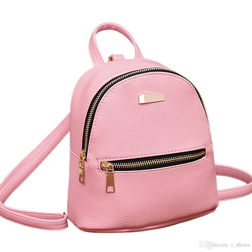 Women 2018 Cute Backpack For Teenagers Children Mini Back Pack Kawaii Girls Kids Small Backpacks Feminine Packbags #XTJ #151026
