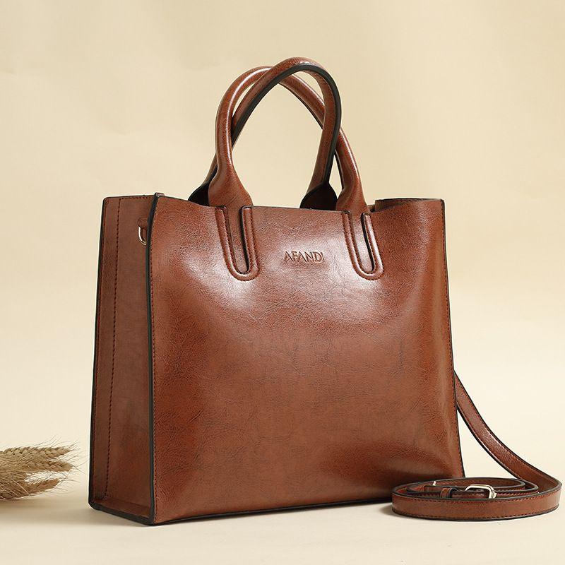 2020 Новая мода женская сумка кожаная сумка моды случайные сумки дамы сумка Сумка