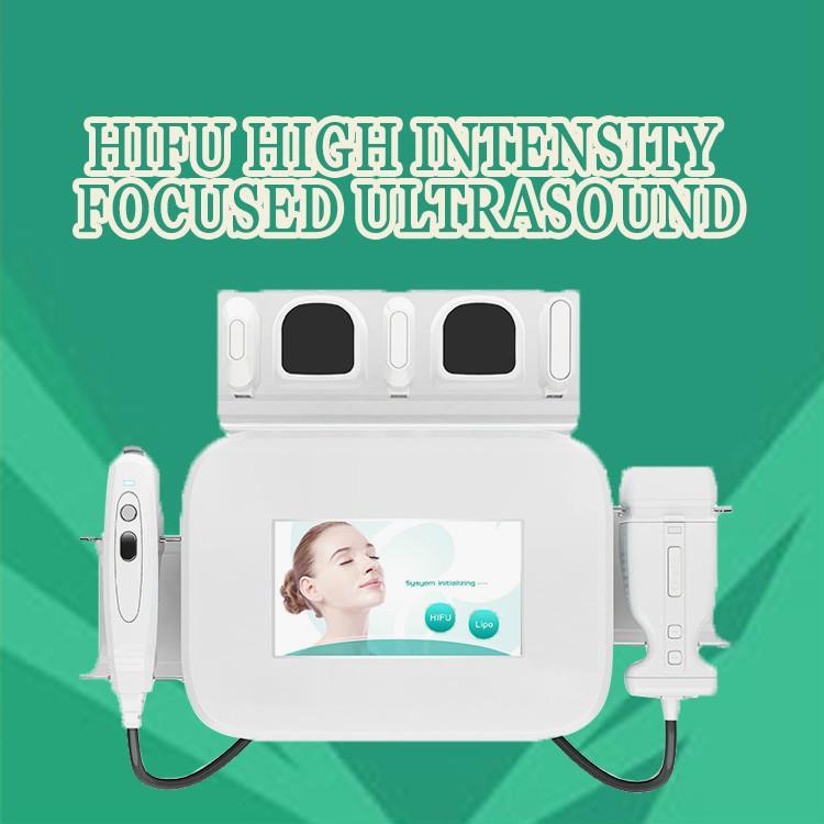 Верхний! Hifu высокой интенсивности фокусированного ультразвука LipoSonix Сжигание жира машина Hifu Удаление морщин Антивозрастной лица красоты оборудование