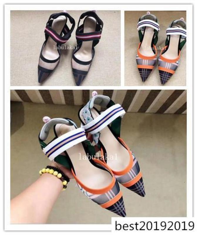 Nuovo progettista sandali stile classico casual Flip Flops Multi Colore Taglia 35-42 lusso pecora Ragazze diapositive di trasporto delle donne di San marca