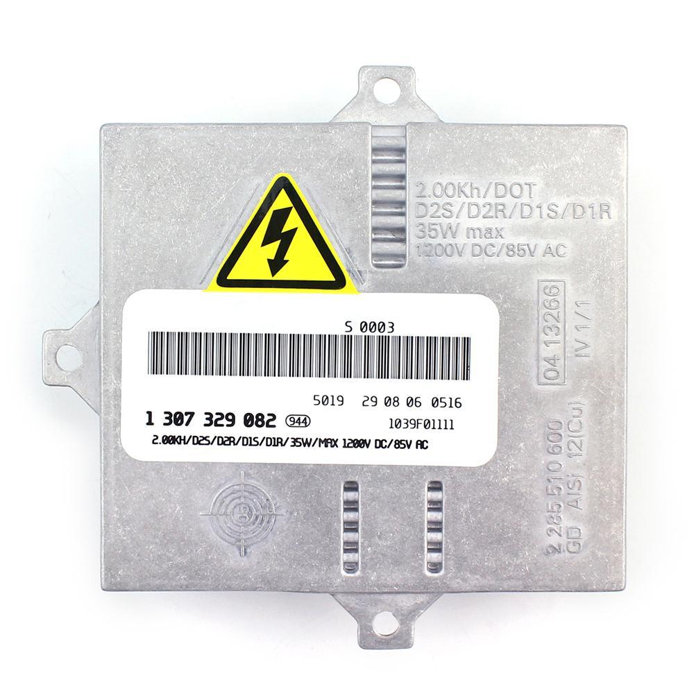 Yüksek Kaliteli OEM Xenon HID Balast 63127176068 Orijinal Xenon HID Safra Kontrol Ünitesi