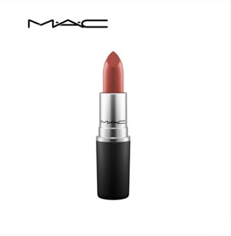 MAC M MC Makeup Luster Matte Lippenstift Glanz-Lippenstift Frost Lippenstift 3g Diva Chili VEGAS VOLT 12 Farben Freeshipping