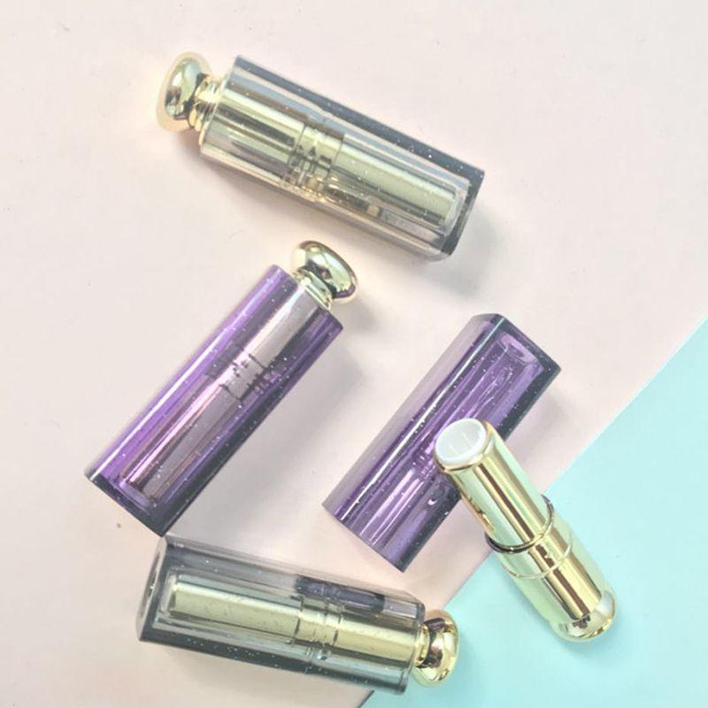 9.1mm DIY губной помады Образец трубы Малый Мини бальзам для губ Контейнеры Empty Косметический макияж пакет бутылки