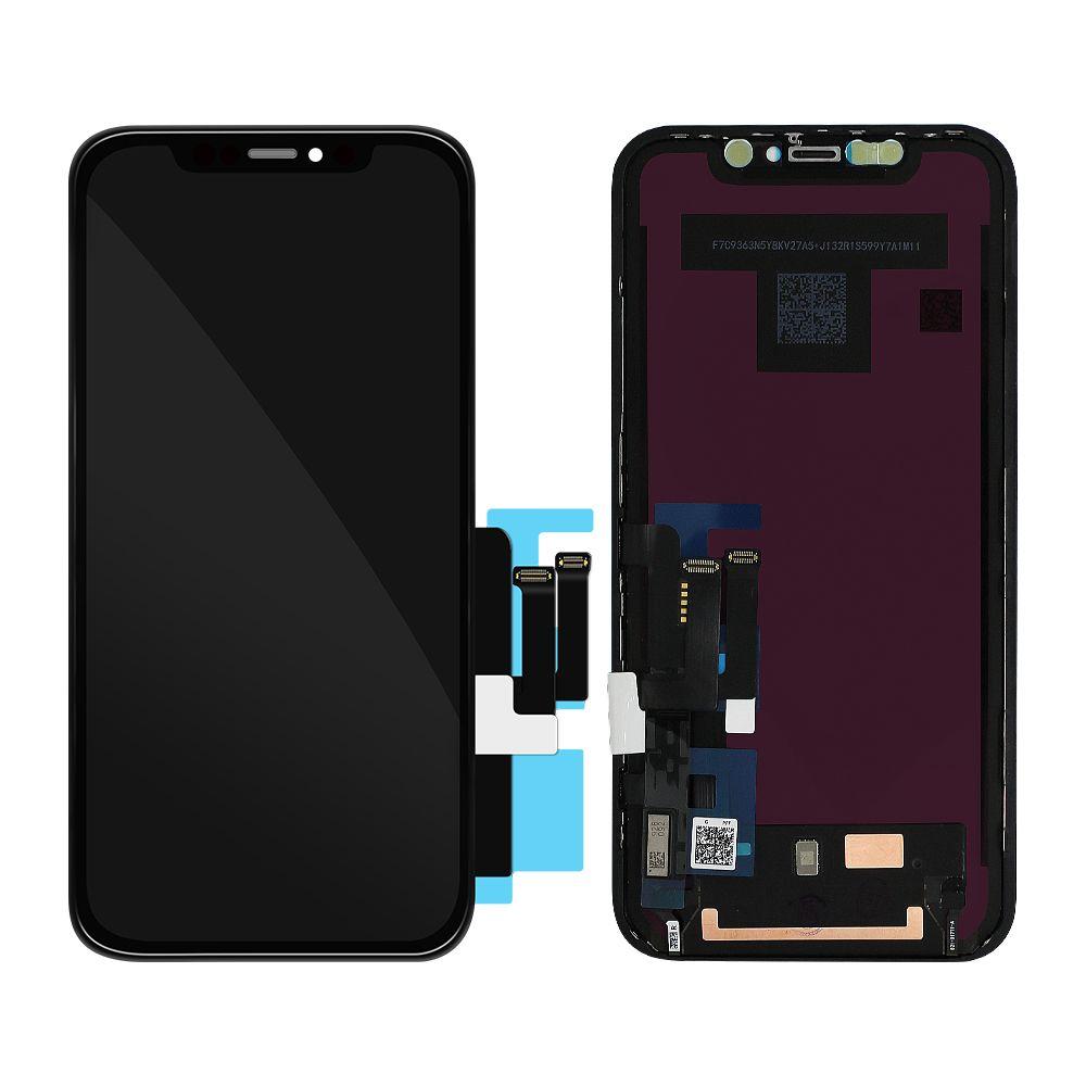 OEM الأصلي للآيفون 11 LCD عالية سطوع الشاشة جودة عالية استبدال محول الأرقام لوحات شاشة اختبار واحدا تلو الآخر
