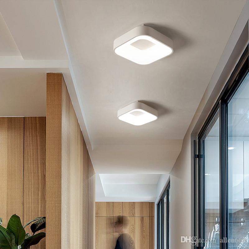 2021 Nordic Led Ceiling Lights N Porch Lamp Surface Mount Flush Lighting Fixture Kitchen Corridors Living Room Decor Lustre Lamp From Allen668 91 46 Dhgate Com