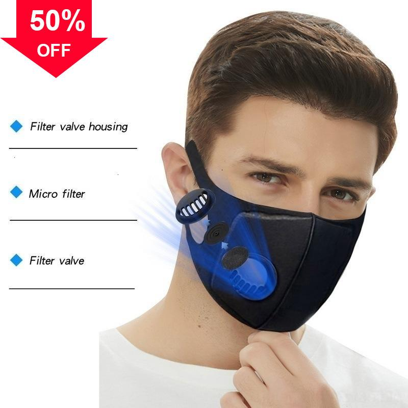 phwwX Usa 1pcs Dropshipping Carbon Kids Bear Breathing Valve Pm 2.5 Cute Children Filter Face shield Mask For 3-10 Years Old Activ