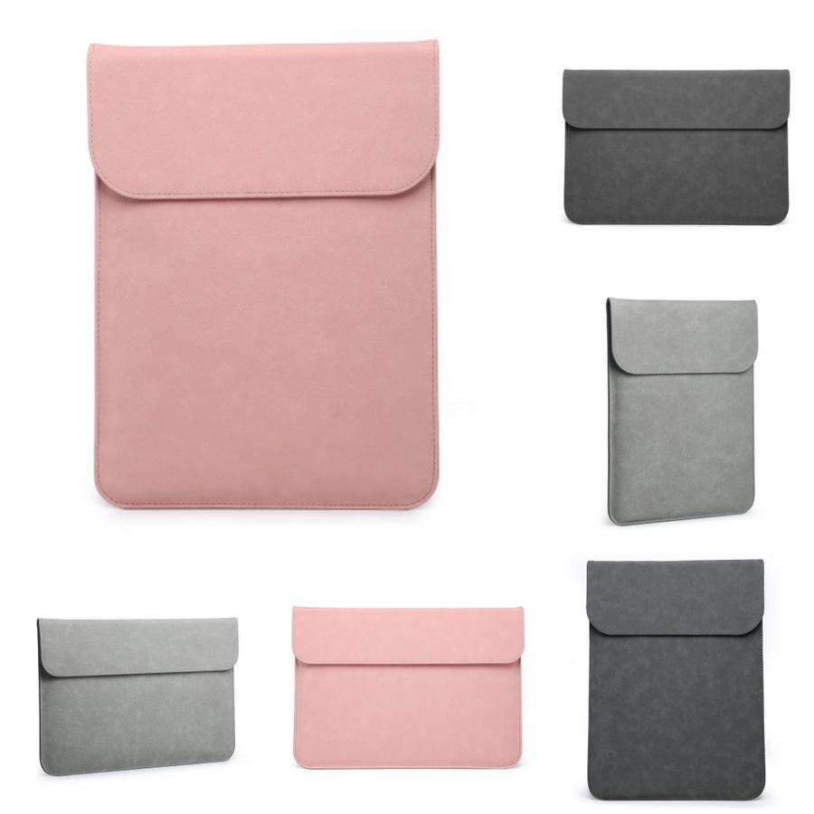 Feltro sacchetto del manicotto 10 11 13 15 pollici Universale Notebook Tablet computer portatile sacchetto filtro del manicotto per MacBook Air Pro Retina borsa degli uomini Women # 933