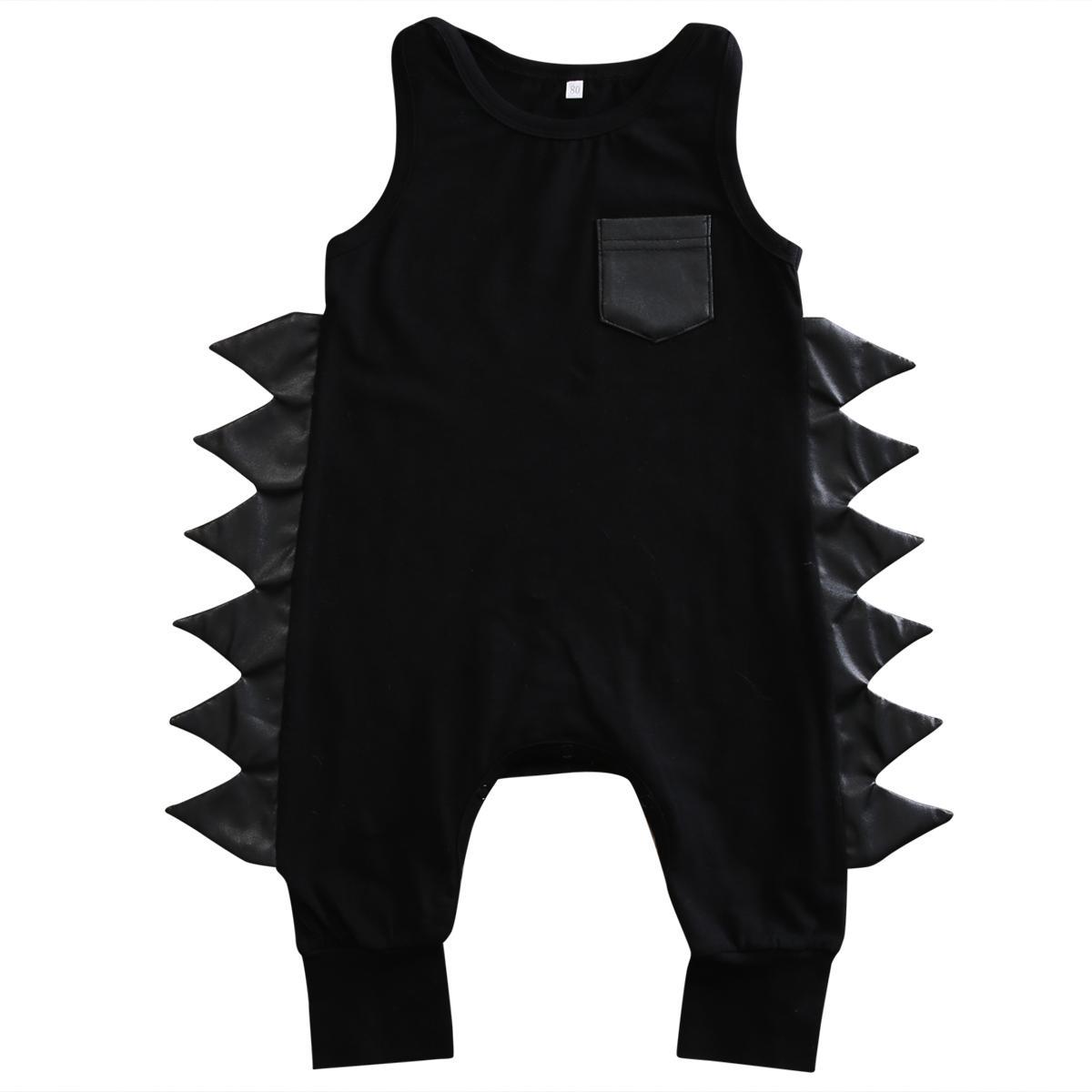 0-2Y nouveau-né bébé Enfants Bébé Garçon Fille Hauts Romper Mode Bodysuit Jumpsuit ARDANTS mignon doux manches unisexe barboteuses