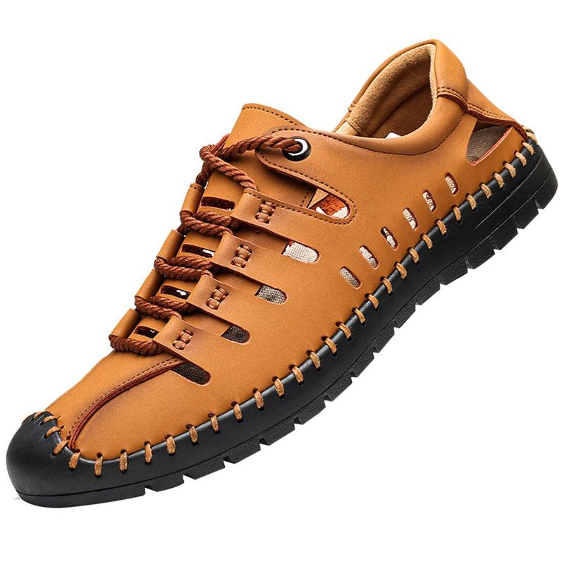 Fashion Mens Shoes Hollow Out Men