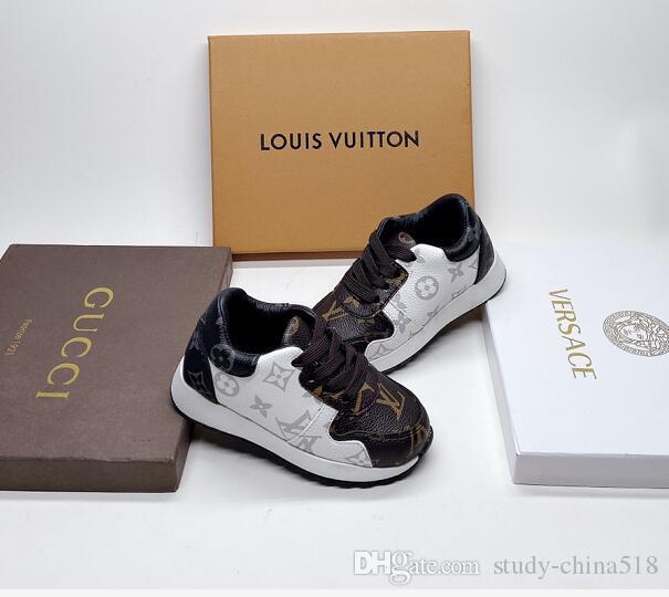 2020 zapatos de la luz de los nuevos niños unisex de la manera ocasional del deporte Correr el envío luz que destella de las zapatillas de deporte gratuito