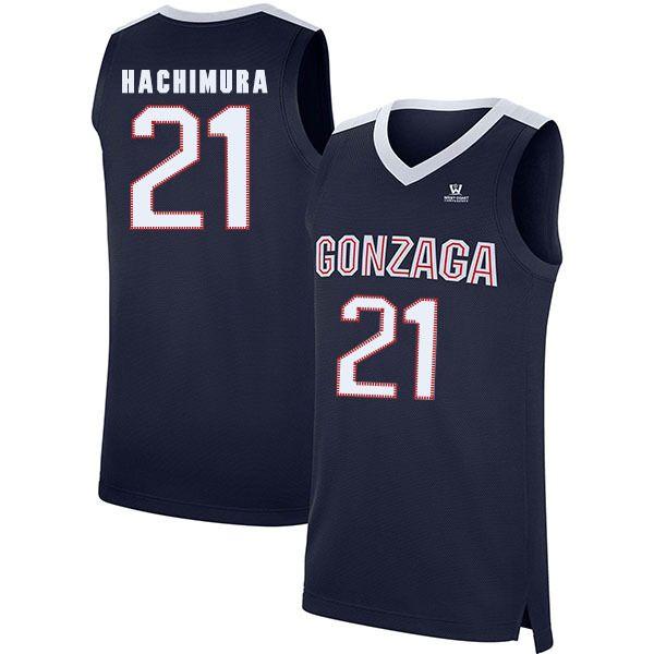 2021 Gonzaga Bulldogs Jerseys Brandon Clarke Jersey Nigel Williams ...