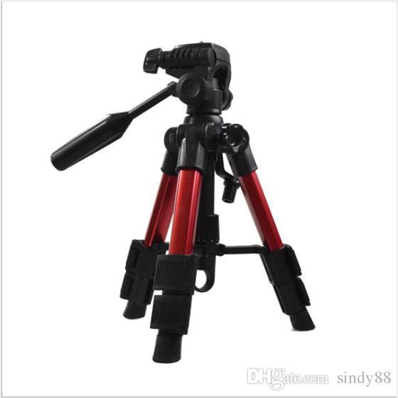 جديد DSLR كاميرا مايكرو واحد المهنية سطح المكتب ترايبود سبائك الألومنيوم المحمولة كاميرا حامل