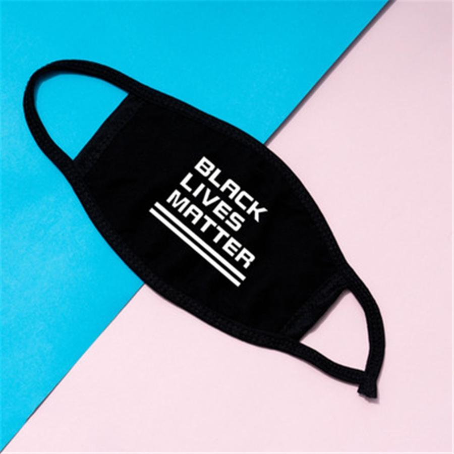 8Colors I Cant Breathe Gesicht Waschbar Designer Gedruckt Masken Sommer Outdoor-Sport Reiten Masken Mode-Antistaub-Mund-Maske er Maske Gga34 # 403