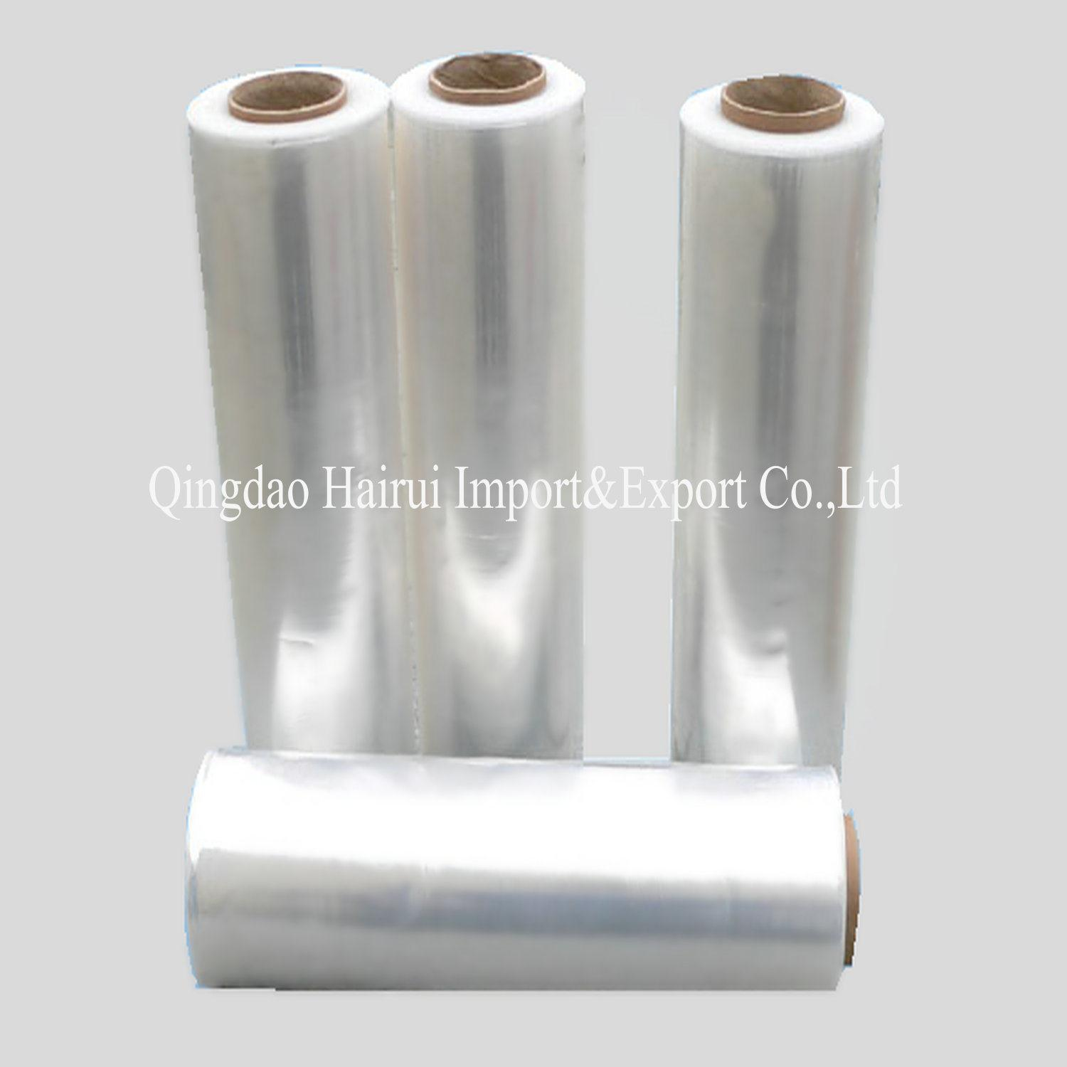 hot sales and high quality of a lot of wrap plastic film