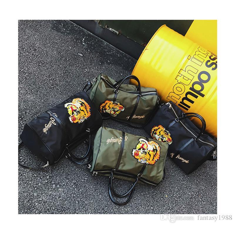 Модные унисекс сумки для путешествий пляжная спортивная сумка сумки на ремне большой емкости фитнес-тренажерный зал йога сумки для упражнений