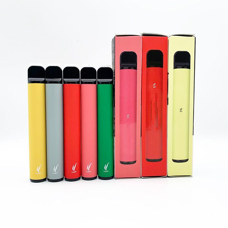 En stock!! Puff plus jetable stylo pré rempli Pod 3,2 ml 550mAh batterie avec code de sécurité VS Bidi bâton Pop Trax Posh